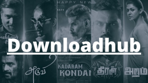 Downloadhub Header